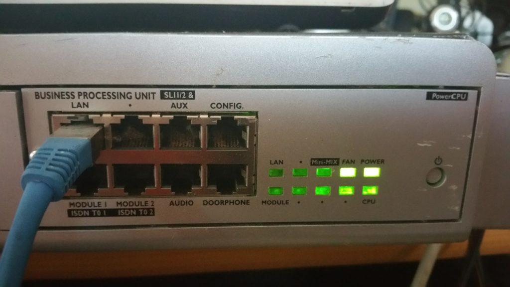 PowerCPU sur OXO Small R8